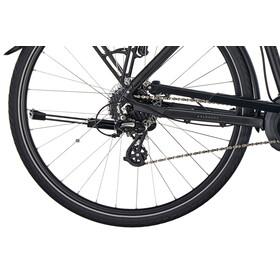 "Kalkhoff Voyager Move B8 Wave - Bicicletas eléctricas de trekking - 28"" 400Wh negro"